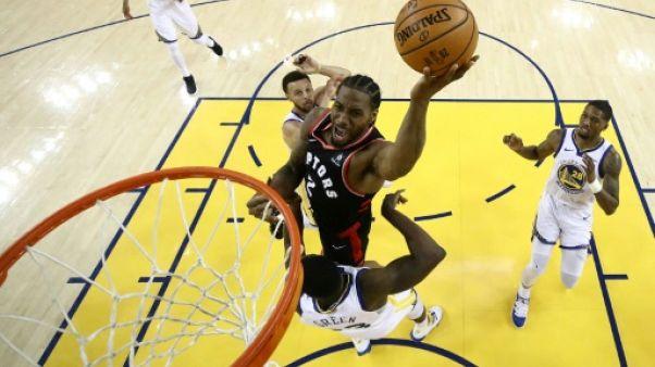NBA: Toronto ne laisse pas passer sa chance