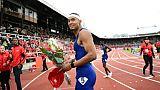 Athlétisme - Rome: Michael Norman arrive lancé