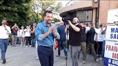 Salvini, giudici? C'è chi fa politica