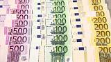 IMF sees euro as undervalued, ECB policy support necessary -document