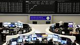 European shares rise on hopes of ECB action