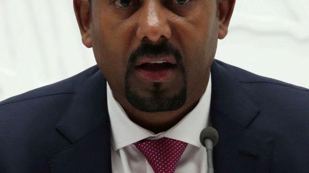 مصدر دبلوماسي: رئيس وزراء إثيوبيا يزور السودان للوساطة