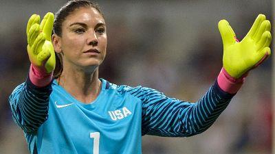Hope Solo, 'la Fifa resta maschilista'
