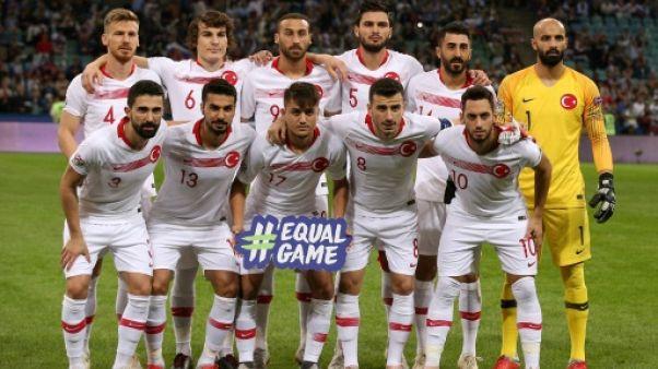 Euro-2020: contre la France, la Turquie mise sur le public anatolien