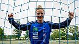 Mondial-2019: l'Allemande Svenja Huth, veut la jouer comme Birgit Prinz
