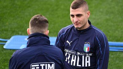 Azzurri: Verratti, Mancini una scoperta