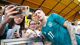 New leaders yet to emerge in young German team, says Draxler