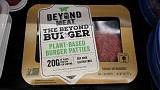 Beyond Meat's home in the meat aisle sparks food fight