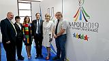 Universiadi: ambasciatrice Gb a Napoli