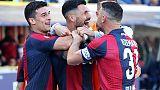 Bologna: riscattati Soriano e Sansone