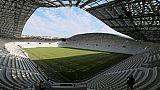 Le stade Jean-Bouin à Paris, le 22 août 2013