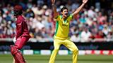 Five-star Starc seals Australia win over West Indies