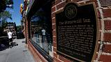 New York police commissioner apologises for Stonewall raid in 1969