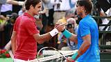 Nadal expects Federer onslaught in semi-final