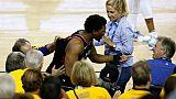 NBA: le spectateur qui a bousculé Lowry, est l'un des co-propriétaires de Golden State
