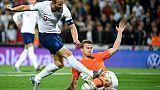 Ligue des nations: l'Angleterre et les Pays-Bas en prolongation
