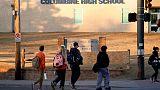 Colorado school officials consider razing site of Columbine massacre