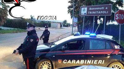 Decapitato clan, arresti Puglia e Milano