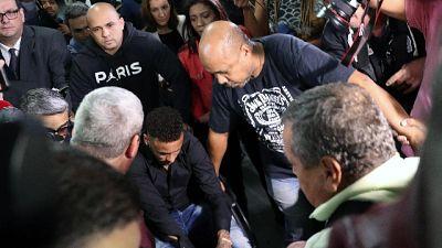 Neymar ascoltato dalla polizia