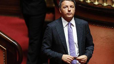 Renzi, Conte peggio di Di Maio e Salvini