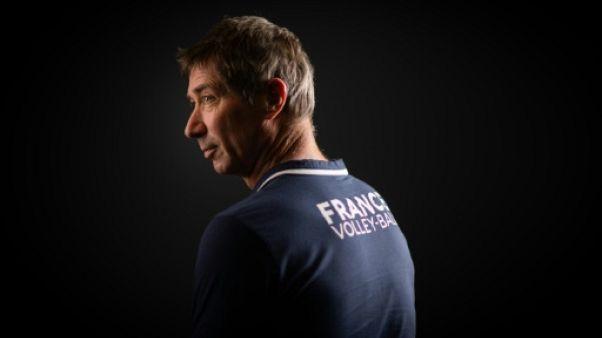 Ligue des nations de volley: les Français continuent à gagner
