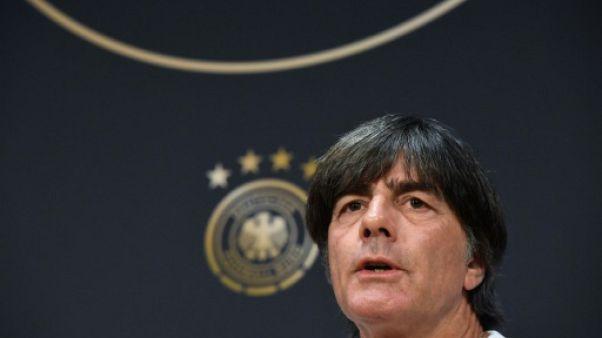 """Euro-2020: L'Allemagne avec sa """"classe biberon"""" en qualifications"""