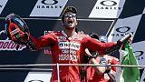 Petrucci: Gerarchie Ducati non cambiano