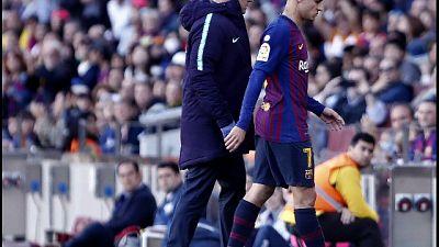 Coutinho vuole andare via dal Barcellona