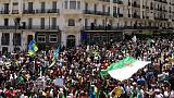 'You all go' - thousands of Algerians demonstrate for political reforms