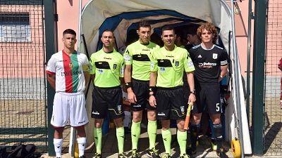 Coppa Berretti Lega Pro alla V.Entella