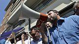 Salvini,Conte nomini sostituto di Savona