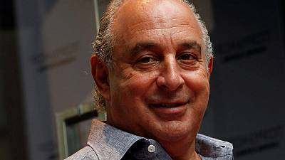 Philip Green's Arcadia sweetens restructuring plan for landlords