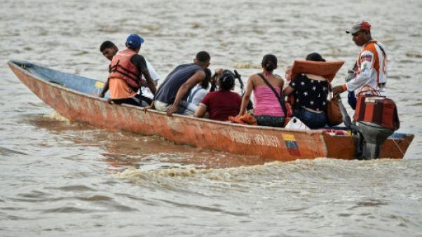 3,3 millions de personnes ont fui le Venezuela depuis fin 2015 (ONU)
