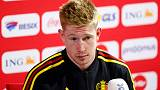 De Bruyne concerned about injury in Euro 2020 qualifiers