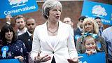 رئيسة وزراء بريطانيا ماي تبلغ المحافظين رسميا باستقالتها من زعامة الحزب