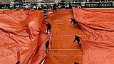Parigi, spostata a domani Djokovic-Thiem