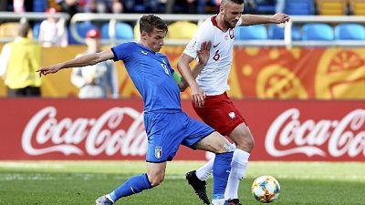 Mondiali U.20: Italia in semifinale