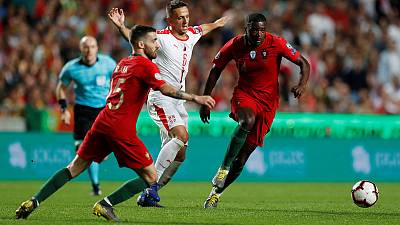 Unflappable Carvalho keeps it simple as Ronaldo takes the plaudits