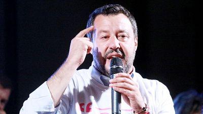 Salvini, mini bot piacciono a italiani