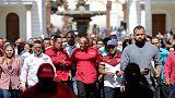 Venezuela Socialist Party deputy head visits ally Cuba for two days