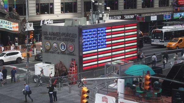 توجيه اتهامات لأمريكي بالتآمر لتنفيذ هجوم في ساحة تايمز سكوير