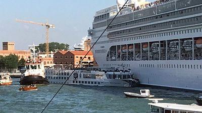 Incidente nave: Prefetto, no San Marco