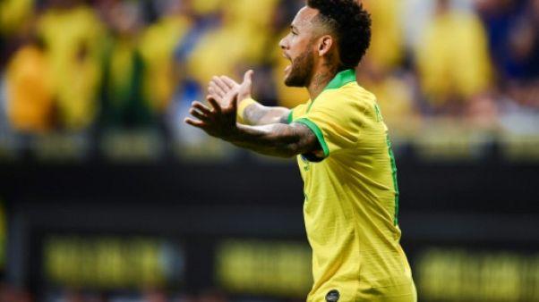 Les médecins du PSG partent au Brésil examiner Neymar