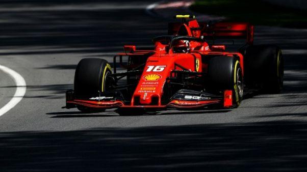 GP de F1 du Canada: Ferrari domine les essais libres 2, Hamilton dans le mur