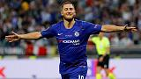 Real Madrid agree deal to sign Chelsea's Hazard