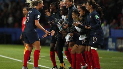 Mondiali donne: Francia-Sud Corea 4-0