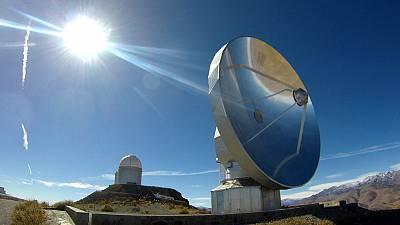 Solar eclipse frenzy fuels astronomical tourism in Chile