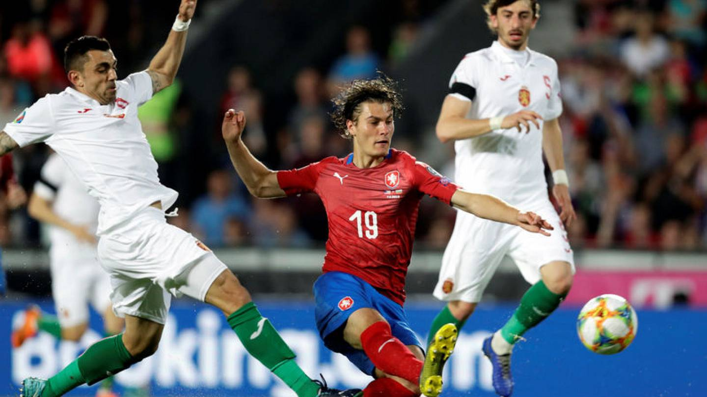 """Résultat de recherche d'images pour """"Czech Republic 2:1  Bulgaria"""""""