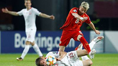 Poland make it three wins in a row, Zahavi gets hat-trick for Israel