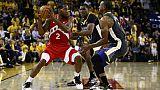 Finale NBA: Toronto tout près de détrôner Golden State